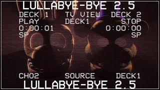 """[FNaF SFM] """"Lullabye-bye 2.5"""" Hidden in the Sand by Tally Hall"""