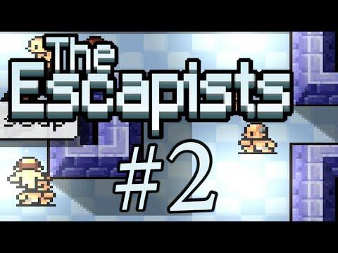 ТЮРЕМНАЯ ЖИЗНЬ! The escapists #2