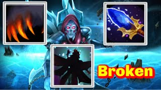 Broken Damages || Ability Draft || Dota 2