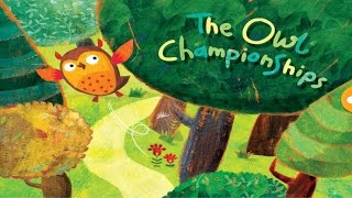 The Owl Championships - Nick Jr.