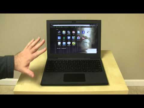 Google Cr-48 Chrome Notebook Full Review