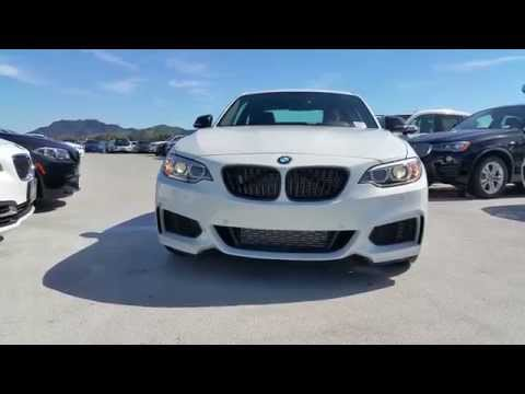 NEW BMW M235i w/ $1900 M Exhaust & Diffuser - Exhaust Sound! Full Review