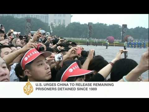 Hong Kong remembers 1989 Tiananmen Square protests
