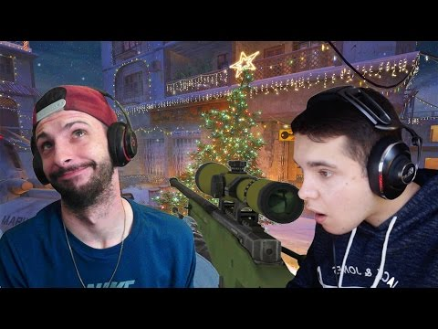 CRASH SOUS LA NEIGE SACKZI VS TAIQO CS:GO !
