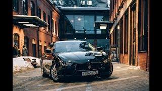 Тест-драйв Maserati Ghibli S Q4 2015