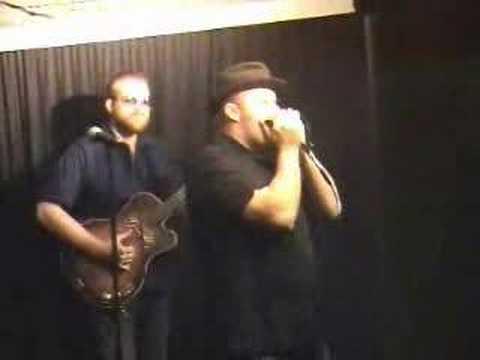 John Nemeth Band feat. Junior Watson - Hildesheim