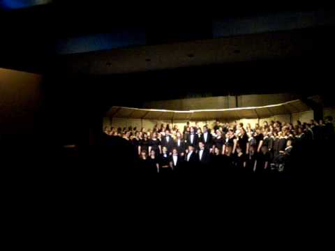 pilgrim high school chorale - roll jordan roll - 09 spring chorus concert