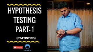 Hypothesis Testing Part-1 (Statistics) Bangla Tutorial