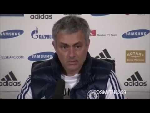 Jose Mourinho, Specialist In Failure