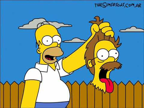 EL rap de homero