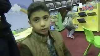 أطفال مصر يحصدون جوائز مالية من مكتبة الملك عبد العزيز بمعرض الكتاب