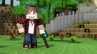 "♪ ""Hunger Games Bajan Canadian Song"" - A Minecraft Parody of Decisions by Borgore (Music Video)"