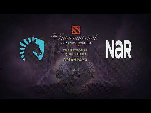 Liquid -vs- NAR, TI4 NA Qualifier, Grand Final, Game 4