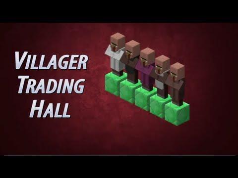 Villager trading system