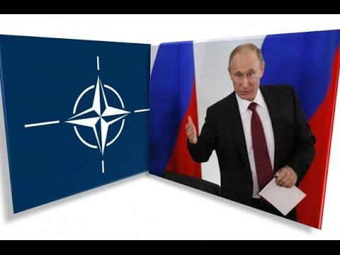 Ответ Путина зарвавшемуся НАТО.