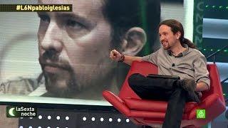 Las mejores perlas de la entrevista a Pablo Iglesias en laSexta Noche