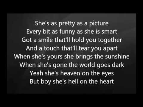 Eric Church - Hell on the Heart with Lyrics
