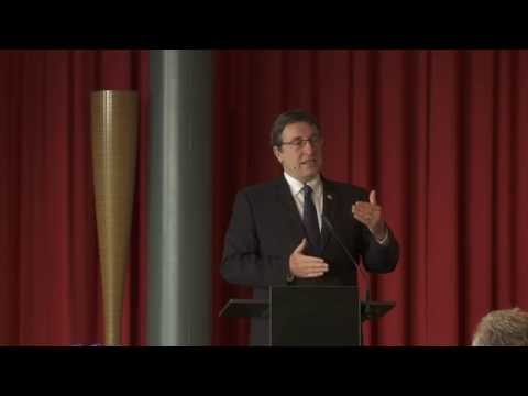Swiss Finance in a Changing World 2015: Keynote from Achim Steiner