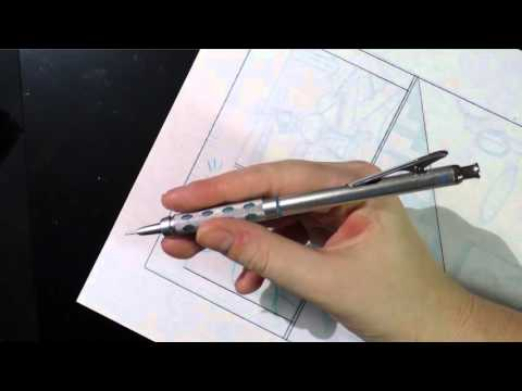 Intro To Comic Craft:  Roughing It
