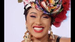 Nicki Minaj Disses Cardi B's AMA Performance