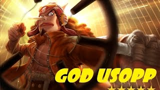 "God Usopp ""Sogeking"" - One Piece?AMV?[HD] #BraveWarriorOfTheSea"