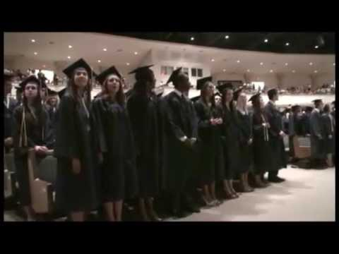 Manheim Township High School's 2012 commencement ceremony