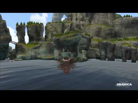 How To Train Your Dragon 2 Review + PS3 Game