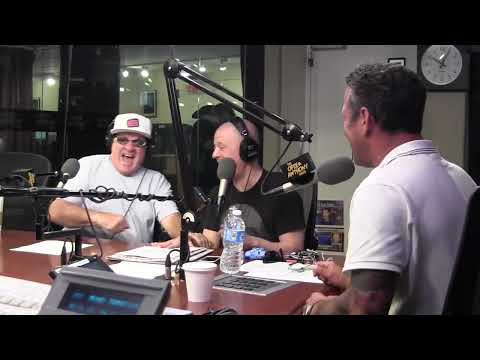 Pete Rose punches Jim Norton after good joke