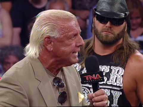 Ric Flair Announces The Fortune Faction