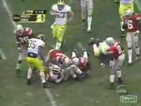 Ohio State OWNS Michigan
