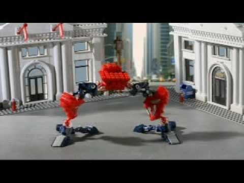 Spider-Man 3 Toy Animation Video by MEGA Brands™ INC