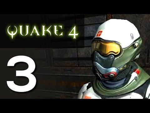 Quake 4 - Gameplay Walkthrough Part 3 - No Commentary