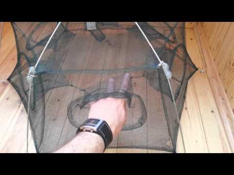крылены для рыбалки видео