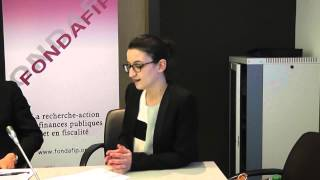 Intervention de Carine Riou - L