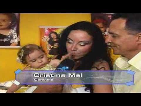 Cristina Mel – Aniversário da Isabella Mel