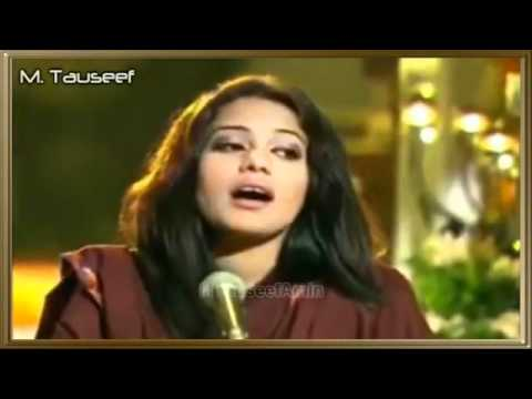 Rahat Fateh Ali Khan, Sanam Marvi In Program Virsa (ptv Live)- Kalam Shah Abdul Latif Bhatai.flv video