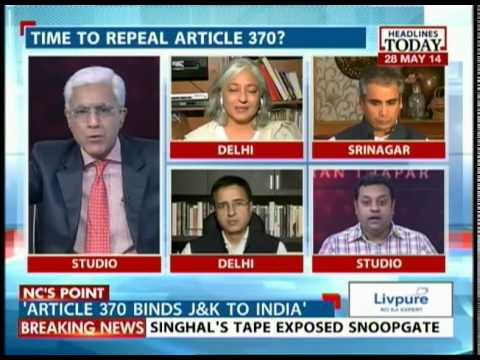 To The Point: Debating the 370 abrogation & Smriti Irani's lack of education