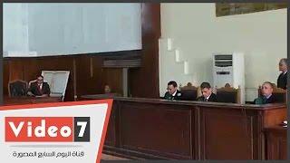 """النيابة تقدم لهيئة محاكمة """"أنصار الشريعة """"محضر ضبط لأحد المتهمين الهاربين"""