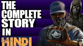 Watch Dogs 2 Story In Hindi