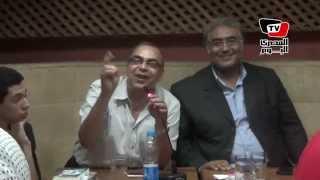 حفل توقيع «الهول» للكاتب أحمد خالد توفيق