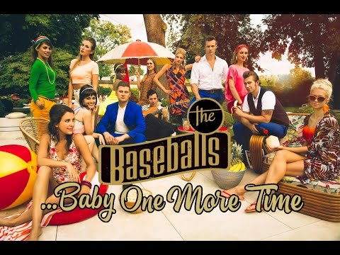 The Baseballs Baby One More Time pop music videos 2016