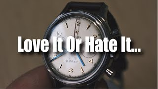 The Best Chinese Watch Ever Made... And Why Everyone Hates It.