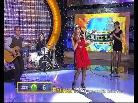 2011-11-18 - The Light Band @ 2 minutės šlovės