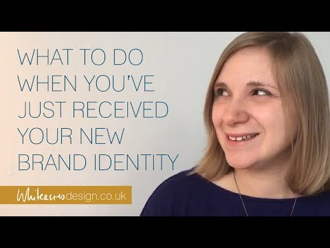 Successful branding - how to use your new brand identity