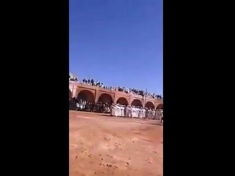 الشاعر عابد أو طاطا ينتقد مجلس جماعة بوطروش السابق في عقر داره