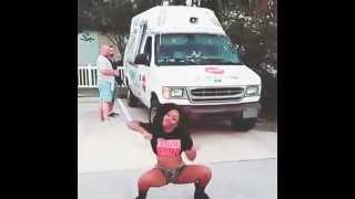 Vanity Ice Cream Truck Turn Up