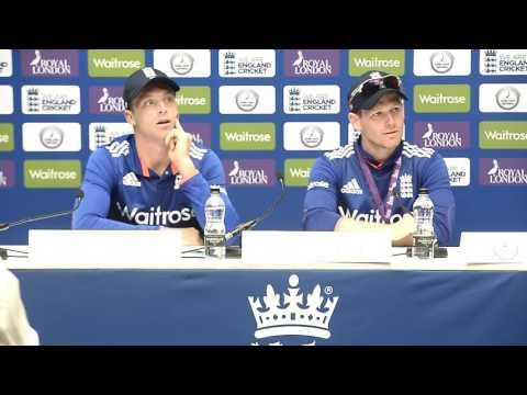 Sri Lanka v England 5th ODI, Post match Press Conference - Eoin Morgan