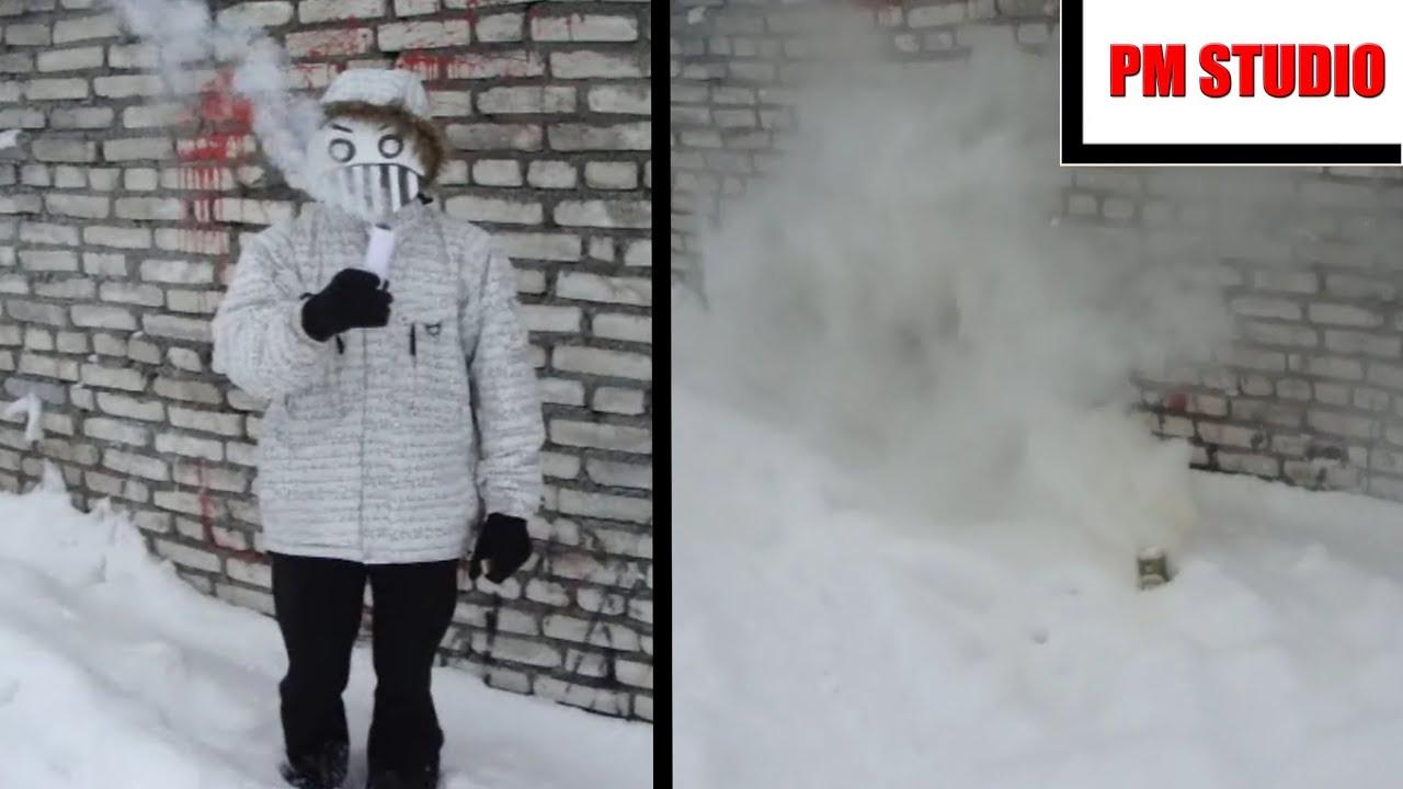 Как сделать дымовую шашку или дымовуху 56