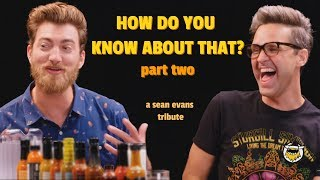 More Hot Ones Guests Impressed by Sean Evans' Questions (Seasons 5-8)