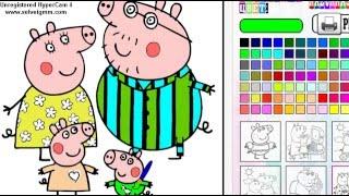 ДоДоБесплатные игры Свинка пеппа ДоДоМультики Раскраски для девочек 14 15 лет